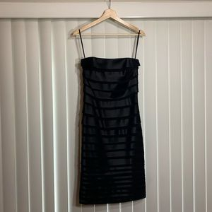 NEW White House Black Market Black Dress - Size 4